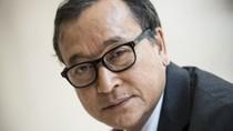 Sam Rainsy: Sẽ bàn với Hun Sen đàm phán biên giới với Việt Nam trơn tru hơn