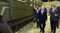 Nga kéo tên lửa S-400 sang Syria có giúp giải quyết được khủng hoảng?