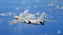 Trung Quốc điều máy bay ném bom H-6K quần thảo bầu trời đá Chữ Thập dọa ai?