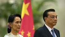 Bà Aung San Suu Kyi giữa chiến lược tấn công quyến rũ của Trung Nam Hải