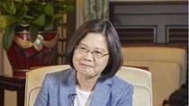 Bà Thái Anh Văn muốn hội đàm không điều kiện với ông Tập Cận Bình