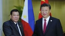Ông Tập Cận Bình: Sẽ để ngư dân Philippines vào bãi cạn Scarborough đánh bắt