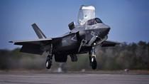10 chiến đấu cơ F-35 đầu tiên rời Mỹ đến đồn trú tại Nhật Bản