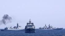 Trung Quốc vừa tập trận tấn công bất ngờ ở Biển Đông xong, chiến hạm Mỹ có mặt