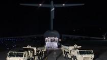 Mỹ bắt đầu bố trí THAAD ở Hàn Quốc, La Viện dọa biến hệ thống này thành sắt vụn