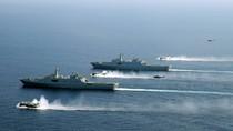 Bán đảo Triều Tiên căng thẳng, Trung Quốc tập trận đổ bộ chiếm đảo Biển Đông
