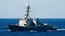 Chiến hạm Mỹ tiến vào bên trong 12 hải lý xung quanh đá Vành Khăn, Trường Sa