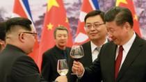 """Kim Jong-un đặt mình """"ngang tầm"""" Tập Cận Bình, Trung Nam Hải tương kế tựu kế"""