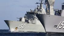 """Trung Quốc """"thách thức nghiêm trọng"""" 3 chiến hạm Úc trên đường tới Việt Nam"""