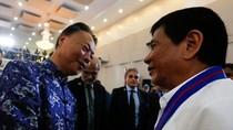"""Ông Rodrigo Duterte hy vọng dân chúng nhận ra Trung Quốc là """"láng giềng tốt"""""""