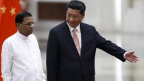 """Ông Tập Cận Bình rót thêm 295 triệu USD cho Sri Lanka để """"thúc đẩy sự thống trị"""""""