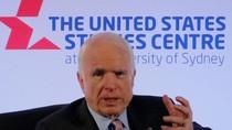 Thượng nghị sĩ John McCain với Việt Nam và Biển Đông