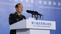 Diễn đàn Hương Sơn để Trung Quốc độc thoại, đại biểu bị hạn chế bàn về Biển Đông
