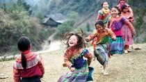 Hình ảnh ngộ nghĩnh trẻ em miền núi không lời bình chỉ có ở VN (P34)