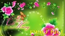 Những tấm thiệp đẹp và ý nghĩa cho ngày phụ nữ Việt Nam 20/10 (P3)