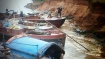 Ai bảo kê cho cát tặc thoải mái cày nát sông Chu?