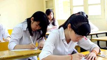 Hơn 75% thí sinh đến làm thủ tục dự thi đợt 2