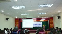 Vietinbank Vĩnh Phúc tập huấn bồi dưỡng kiến thức pháp luật