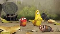 Vỡ bụng vì đôi bạn ấu trùng (6): Chết cười!