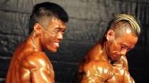 Ngắm cơ bắp cuồn cuộn của Phạm Văn Mách và các đối thủ
