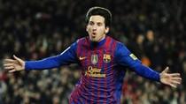 """Messi đuổi kịp Ronaldo, Barca vẫn """"hít khói"""" Real"""