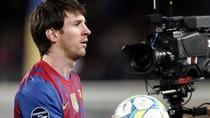 """Góc ảnh: Messi - Xin chào """"ngài Champions League"""""""