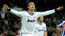 Ronaldo ghi hat-trick, Real chạy đà hoàn hảo cho 'Siêu kinh điển'