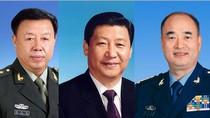 Chân dung 11 ủy viên Quân ủy Trung ương ĐCSTQ khóa 18