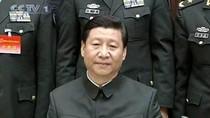 Quân đội Trung Quốc kiên quyết nghe ông Tập Cận Bình chỉ huy