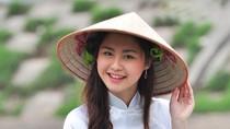 Những nữ sinh diện áo dài đẹp hơn cả Hoa hậu Mai Phương Thúy (P19)