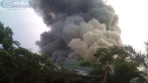 Hỏa hoạn ở Bắc Giang: Hàng ngàn công nhân khổn khổ vì cháy xe