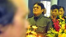 Nghệ sĩ đau buồn trong lễ tang 'Nghị Hách'