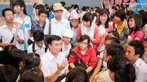 Tư vấn tuyển sinh 2012: 2.500 học sinh Khánh Hòa dự tư vấn tuyển sinh