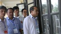 Thi tốt nghiệp THPT 2012: Bộ GD&ĐT sẽ thanh tra không báo trước