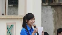Cô MC xinh đẹp đam mê hoạt động tình nguyện