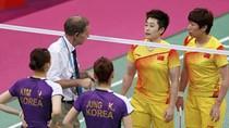 Trung Quốc trắng trợn dàn xếp môn cầu lông Olympic