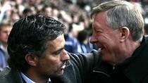 """Mourinho: """"Không có ai sánh bằng Alex Ferguson"""""""
