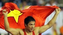 Những hình ảnh đẹp nhất về Đoàn Thể thao Việt Nam ngày 17/11