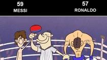 Đấu boxing Ronaldo - Messi: Ai giỏi hơn ai?