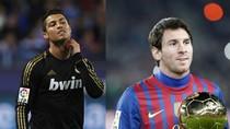 Cuộc đua giày Vàng châu Âu: Messi, Ronaldo xếp sau kẻ vô danh