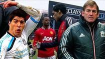 """Liệu Sir Alex có quyền gọi Luis Suarez là """"nỗi ô nhục của Liverpool""""?"""