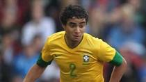 Khiến đội nhà bị thua ở Olympic 2012, Rafael bị LĐBĐ Brazil đổ lỗi