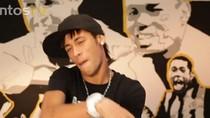 Video: Neymar cùng fan nhảy bốc lửa