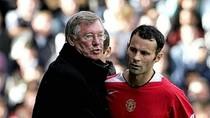 Cú sốc: Ryan Giggs sẽ thay Sir Alex Ferguson dẫn dắt M.U?
