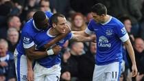 Everton 2 - 0 Man City: 10 người của Everton đả bại nhà ĐKVĐ