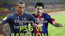 Link Sopcast xem bóng đá: PSG - Barcelona, Bayern - Juventus