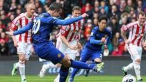 5 điều thú vị từ trận Stoke 0-2 MU: Vidic xứng danh đội trưởng