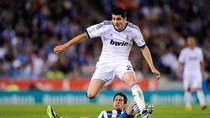 Espanyol 1 - 1 Real Madrid: Barcelona vô địch La Liga