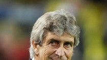 Pellegrini đồng ý ký 2 năm để gia nhập Manchester City