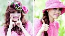 """""""Yêu"""" màu hồng, Trang Nhung là """"thiên thần"""" hay """"cô Sến""""?"""